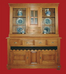 Dresser / Sideboard with wine rack