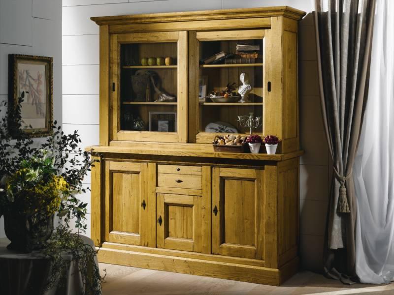 bufet stejar gama de modele ronex. Black Bedroom Furniture Sets. Home Design Ideas