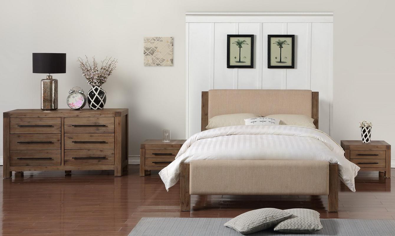 Dormitor lemn masiv ATLANTA