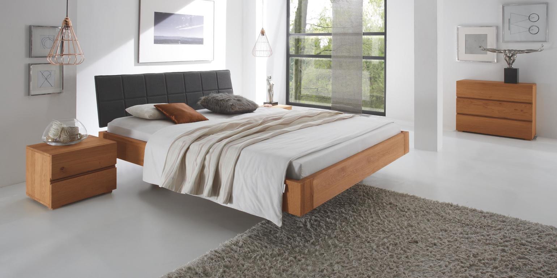 Dormitor lemn masiv AERO