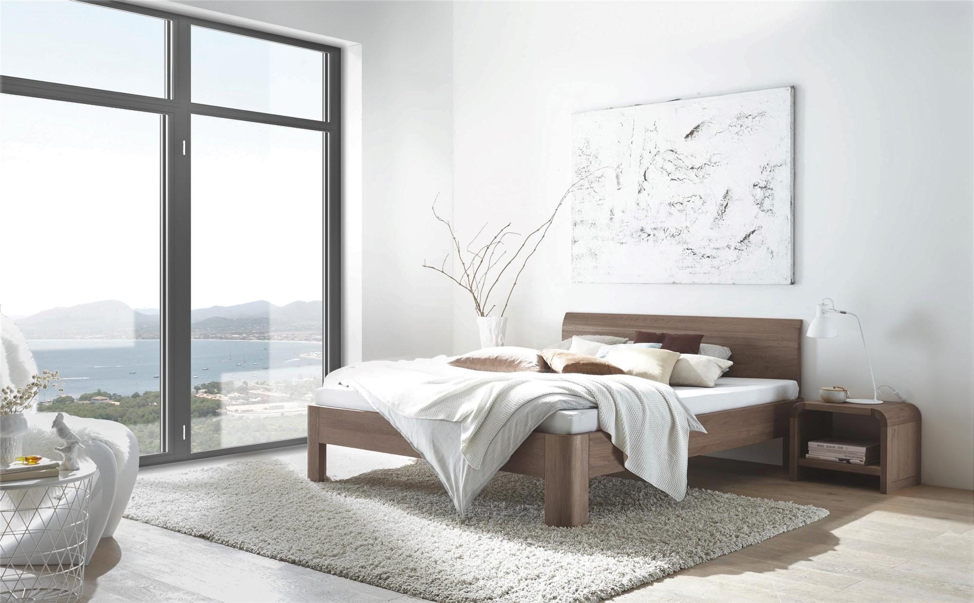 Dormitor lemn masiv BALI GREY