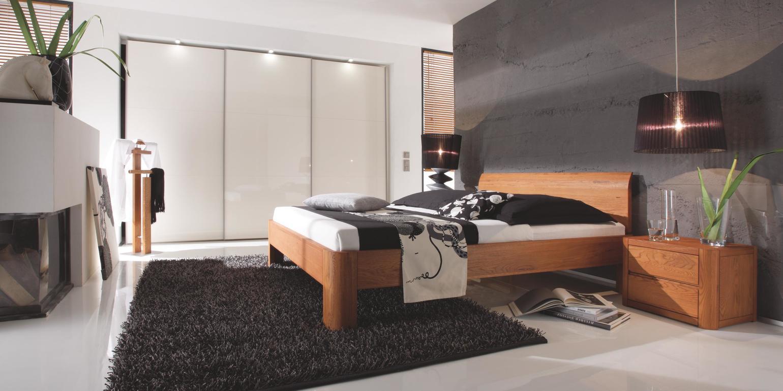 Dormitor lemn masiv BALI