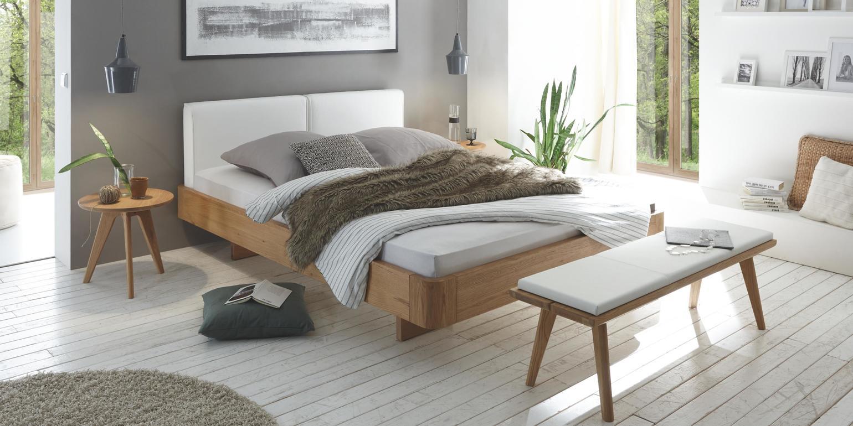 Dormitor lemn masiv CHILL