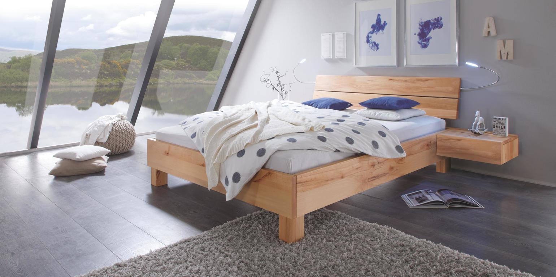Dormitor lemn masiv DREAM