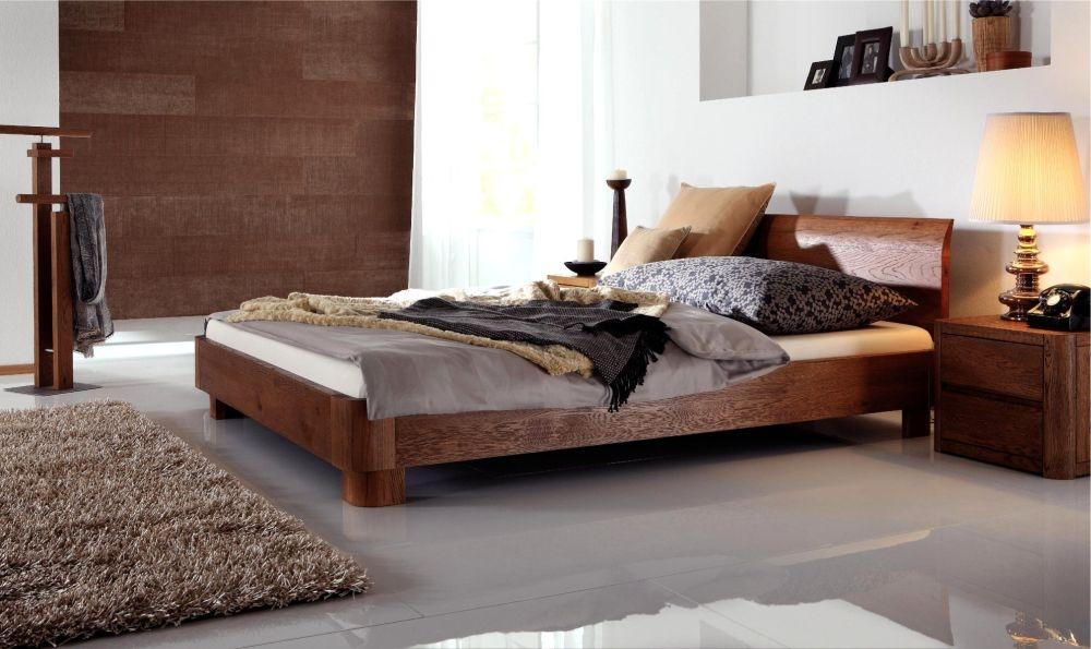 Mobila dormitor din lemn masiv stejar colectia modern for Moderne holzbetten