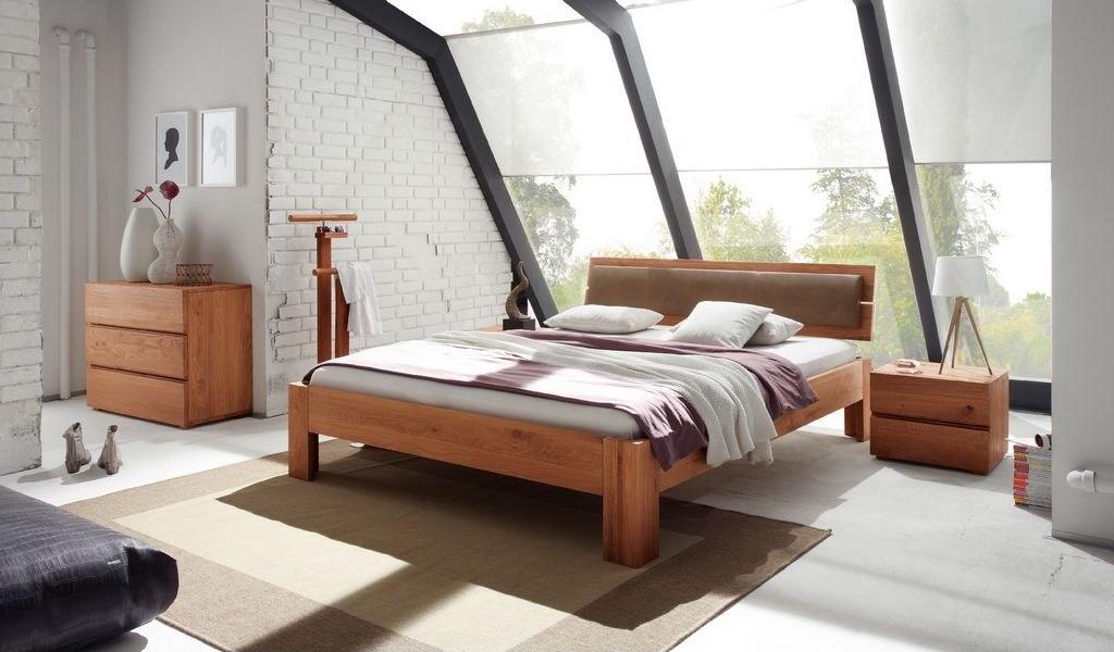 Dormitor lemn masiv GENEVA