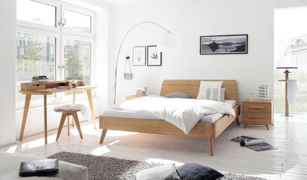Dormitor lemn masiv OXFORD