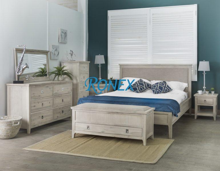 FANTASY Mobila dormitor din lemn masiv