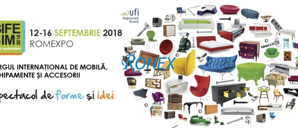 BIFE-SIM-2018 la ROMEXPO Bucuresti