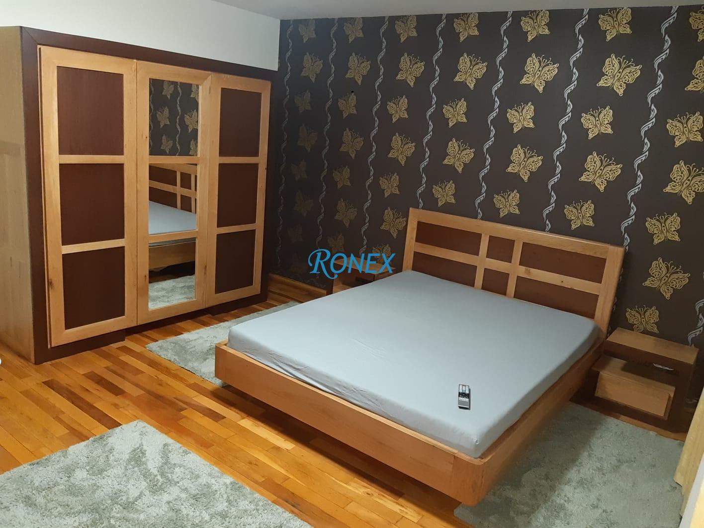 Dormitor lemn masiv modern CORDOBA